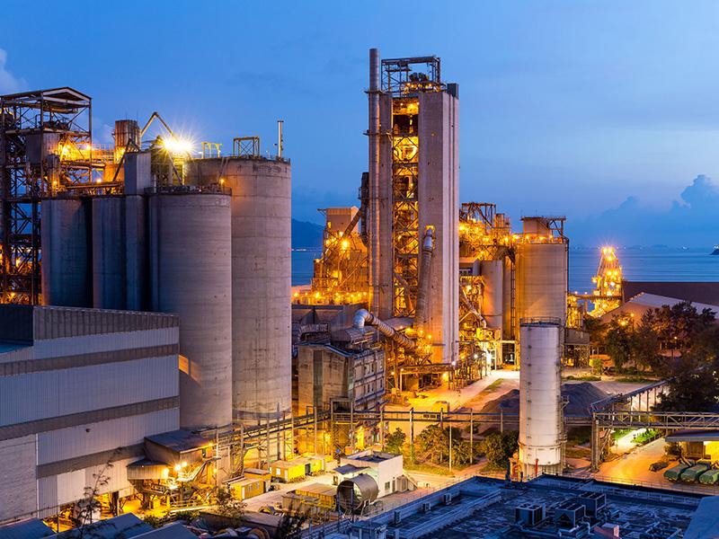 Cement Plant Flow : Cement plants rmb dynamic solutions